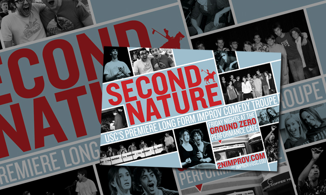 Second Nature 2008-2009