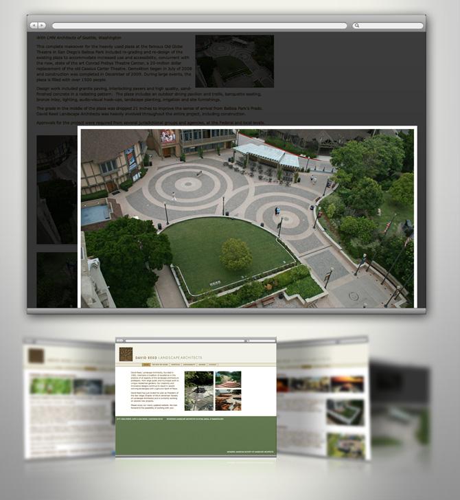 David Reed Landscape Architects