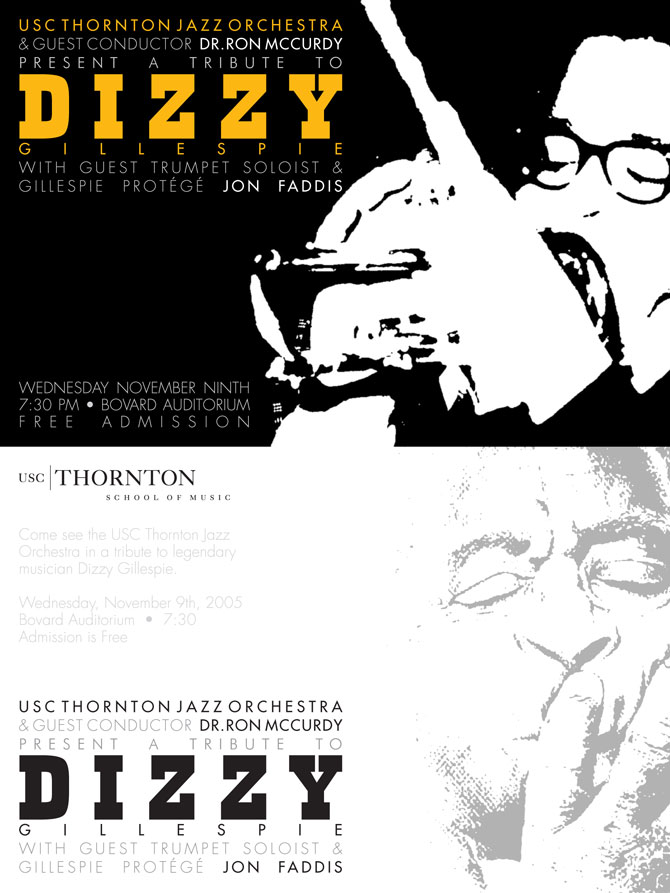 Dizzy Gillespie Tribute