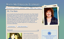 Kate McGregor Stewart