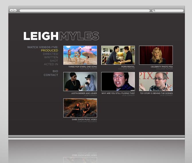 Leigh Myles