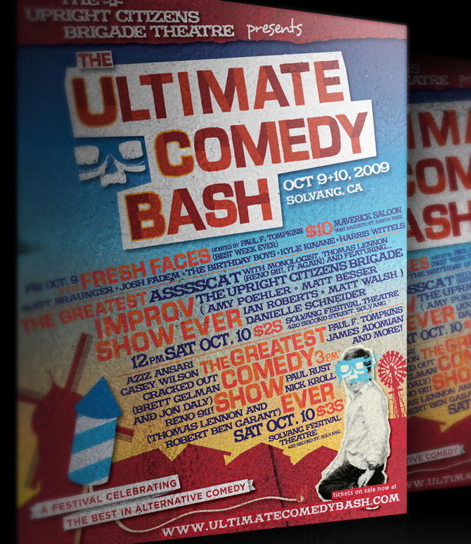 Ultimate Comedy Bash