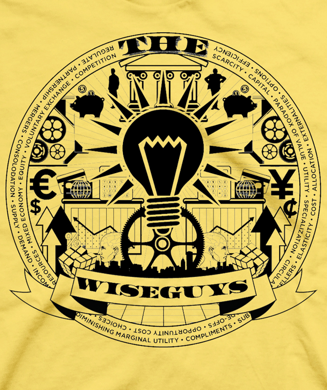 Wise Guys T-shirts