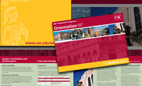 USC Orientation Mailer