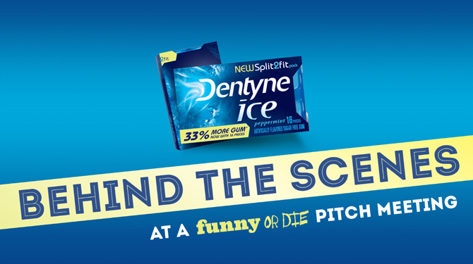 Dentyne Bumpers