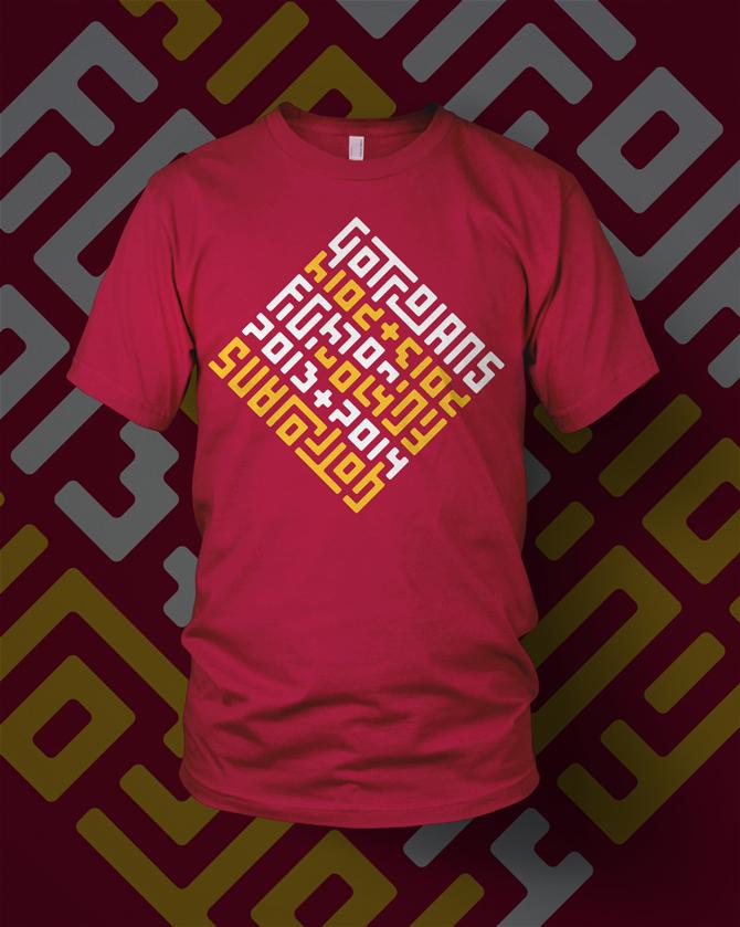 USC Spirit Branding
