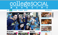 College Social Website