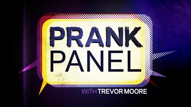 Prank Panel Titles